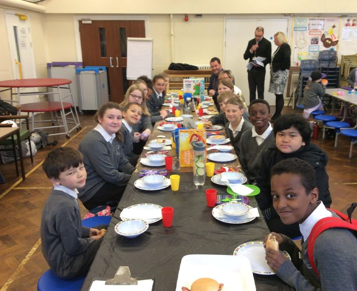 Year 6 SATS Breakfast