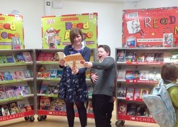 Book Fair at The Kingfisher School
