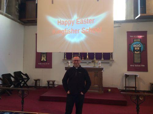 Reverend garrett