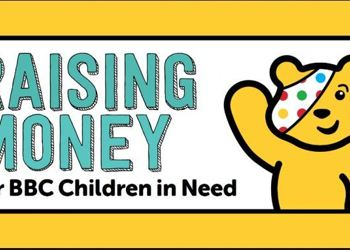 The Kingfisher School raising money for Children in Need 2019
