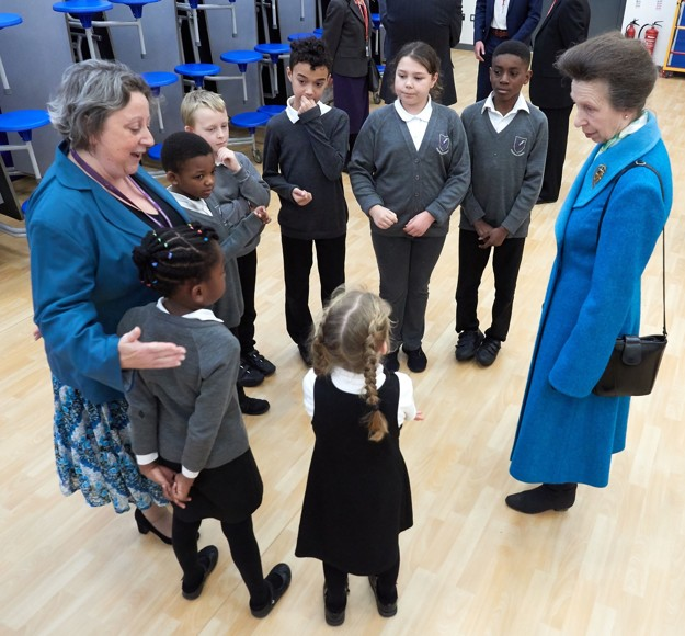 Meeting the school's Learning Council