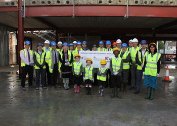 The Topping Out Ceremony