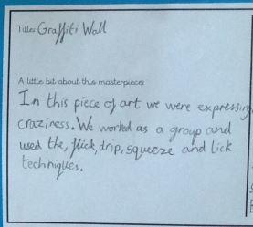 Group art description