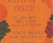 Autumn Disco